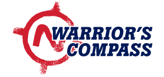 Warriors Compass By Hope for the Warriors Logo