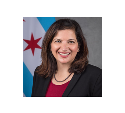 Rachel Arfa, Chicago Mayor's Office for People with Disabilities