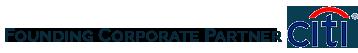 Founding financial corporate partner - citi