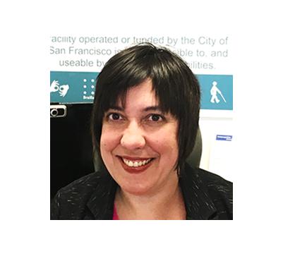 Nicole Bohn, Mayor's Office of Disability in San Francisco