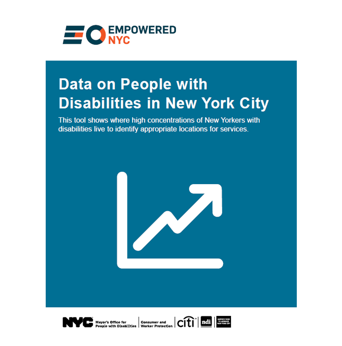 Data on People with Disabilities in NYC